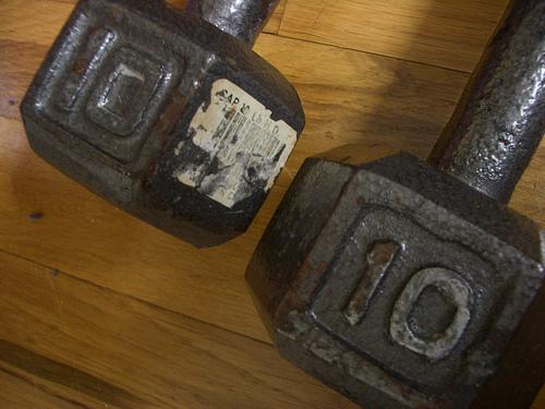 10 pound weight dumb bells