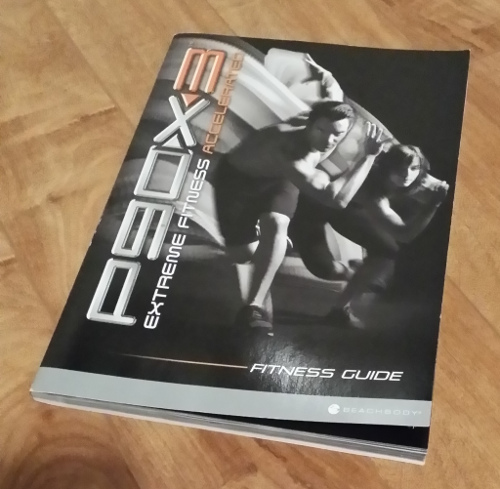 P90X3 fitness and nutrition guide