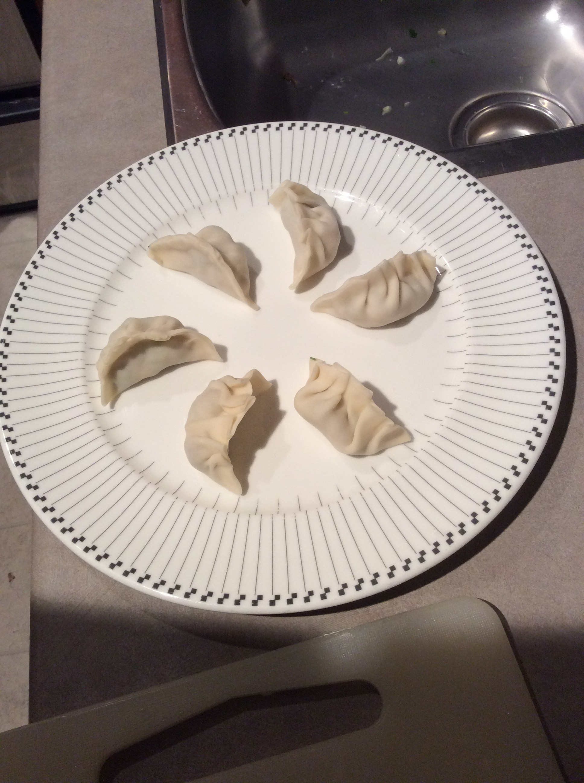 What's Cooking? Potstickers and Wontons